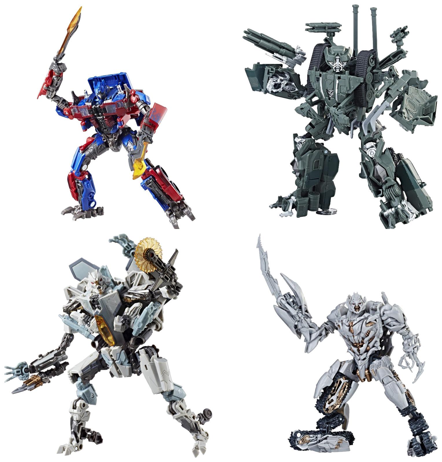 Игровой набор Трансформеры Hasbro Studio Series