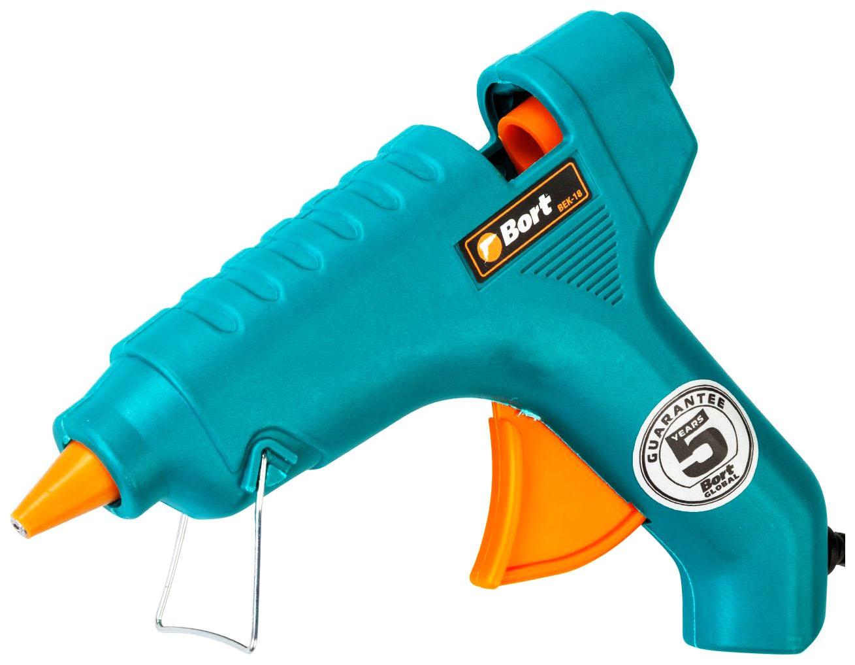 Пистолет клеевой Bort BEK 18