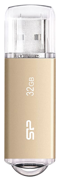 SILICON POWER 32GB ULTIMA II-I GOLD (SP032GBUF2M01V1GB6)