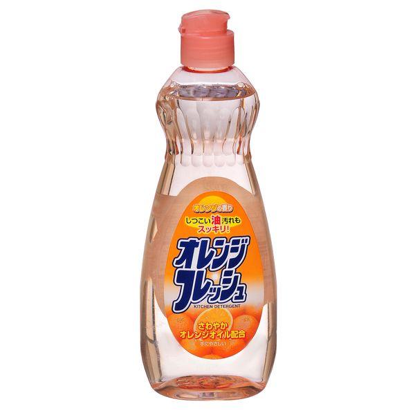 Жидкость для мытья посуды Fresh свежесть апельсина