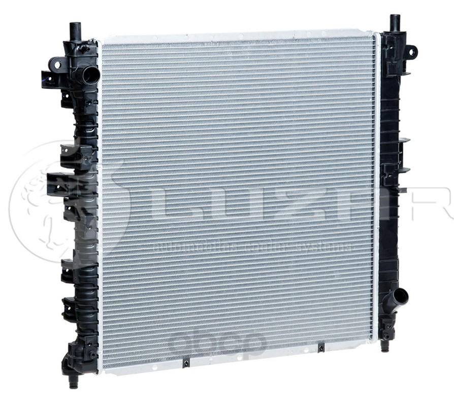 Радиатор охлаждения двигателя Luzar LRC1750 фото