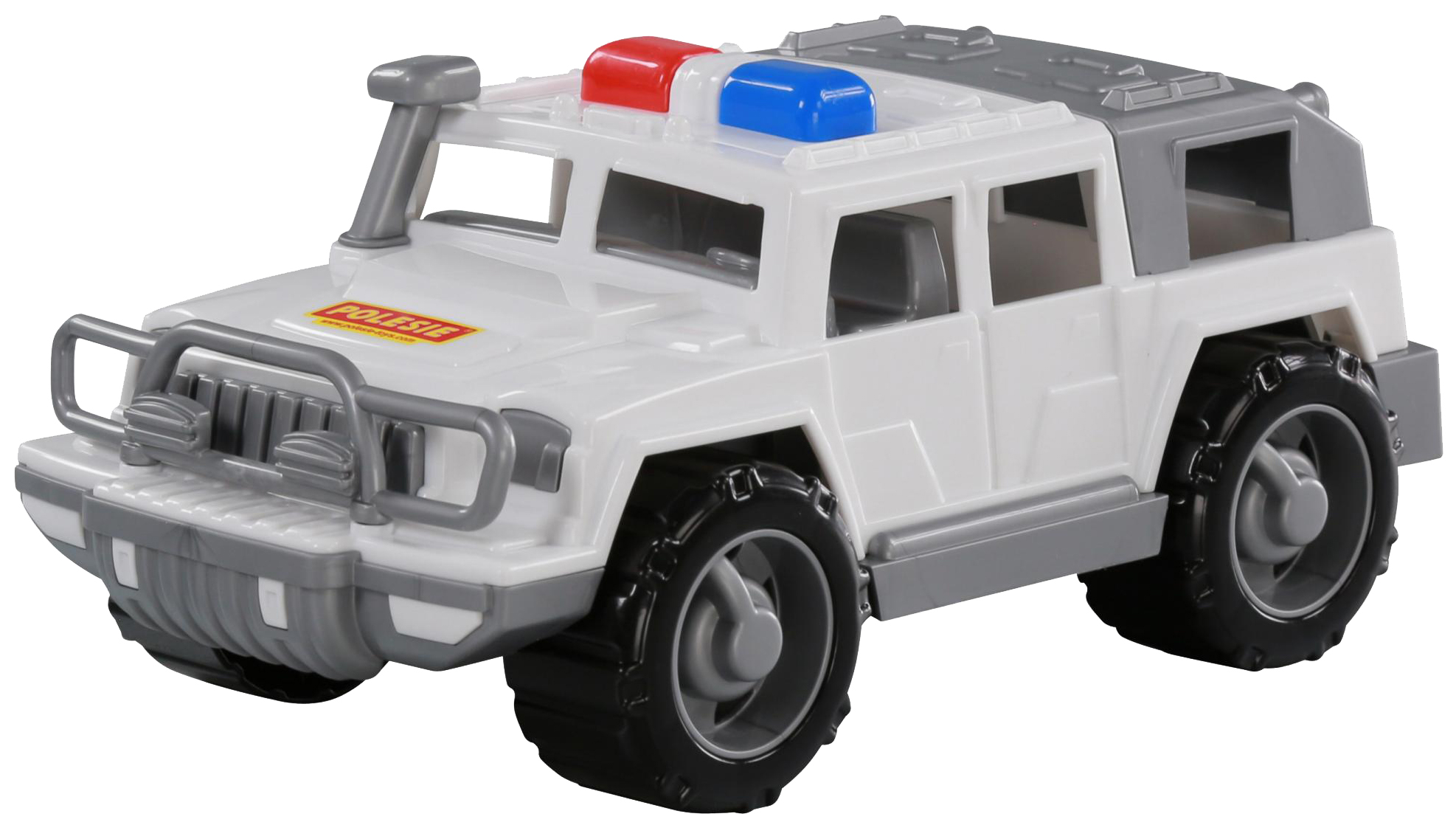 Купить Игрушки, Автомобиль-джип Полесье патрульный Защитник, Игрушечные машинки