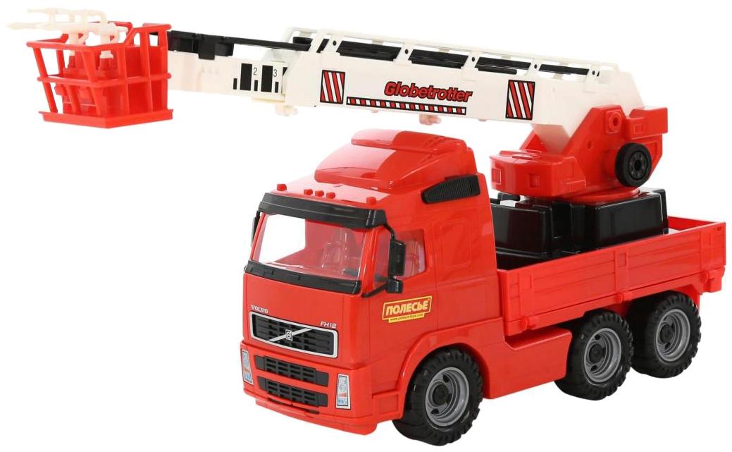 Volvo автомобиль Полесье пожарный