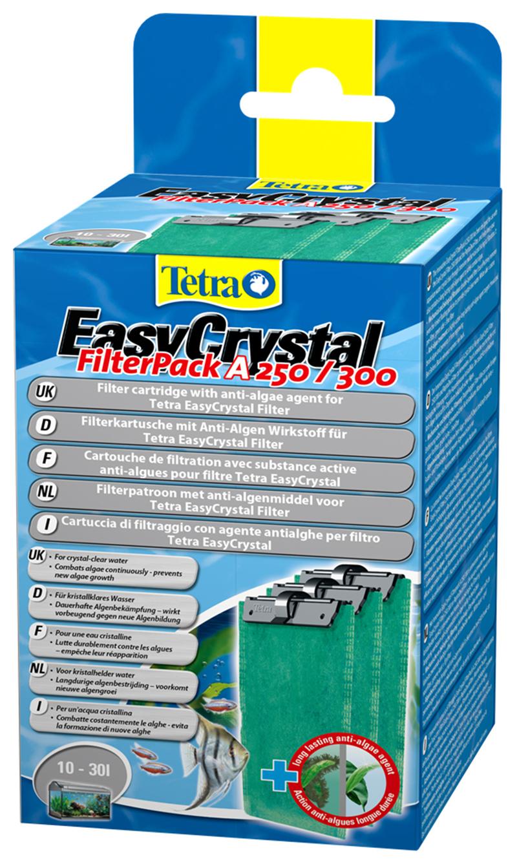 Комплектующее для фильтра Tetra EasyCrystal со средством против