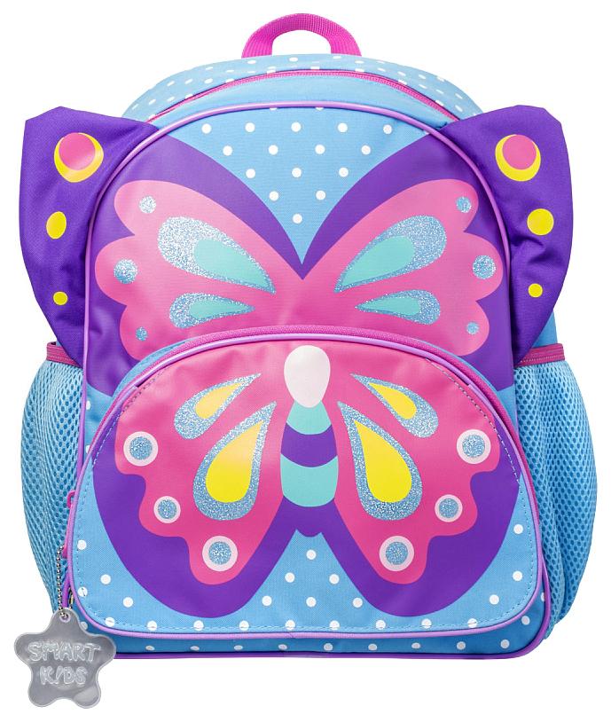 Купить Рюкзак детский Tiger Enterprise JUMBO COMPACT MINI голубой, Школьные сумки