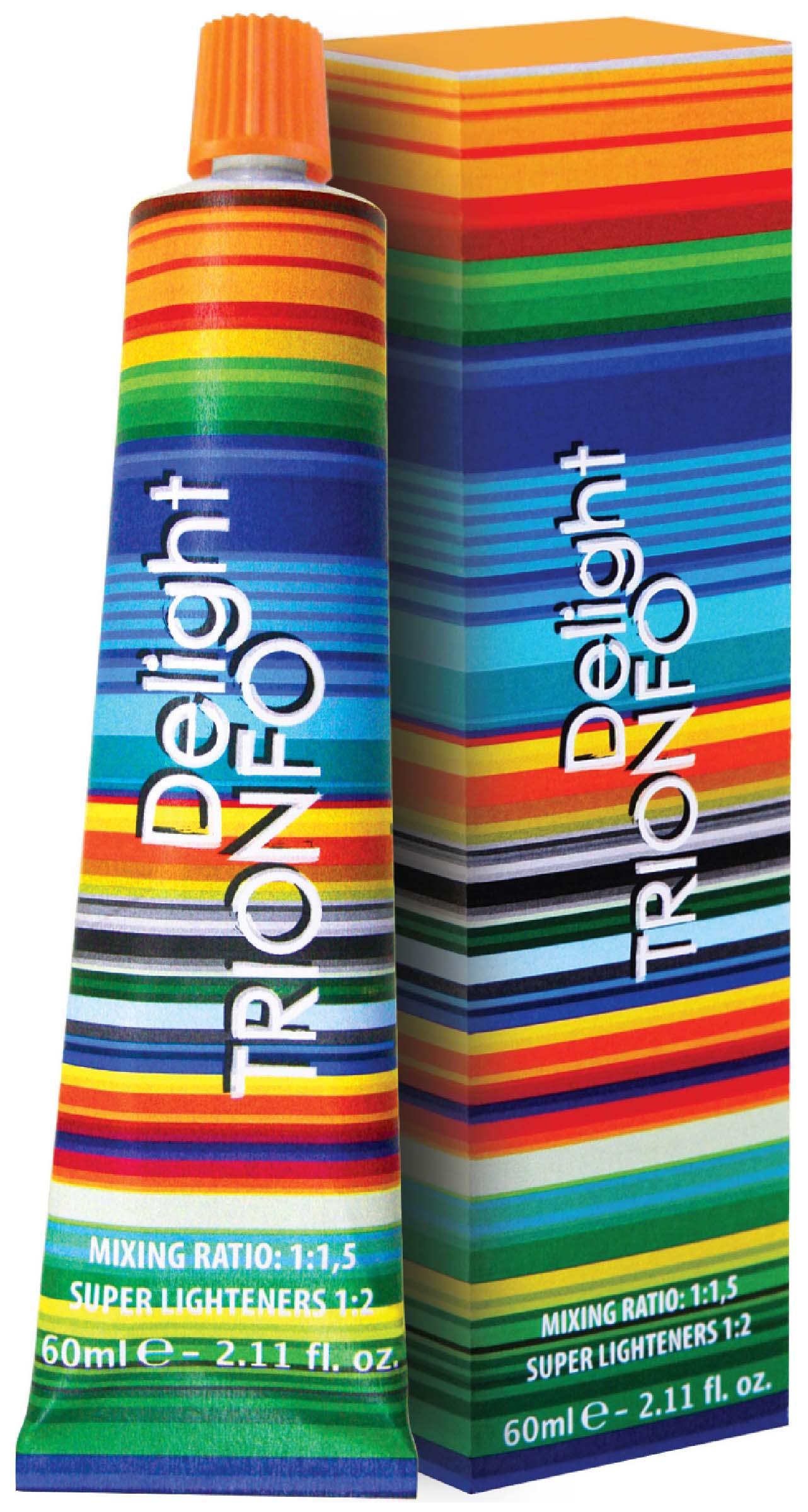 Краска для волос Constant Delight Trionfo 8-7 Светлый русый медный 60 мл