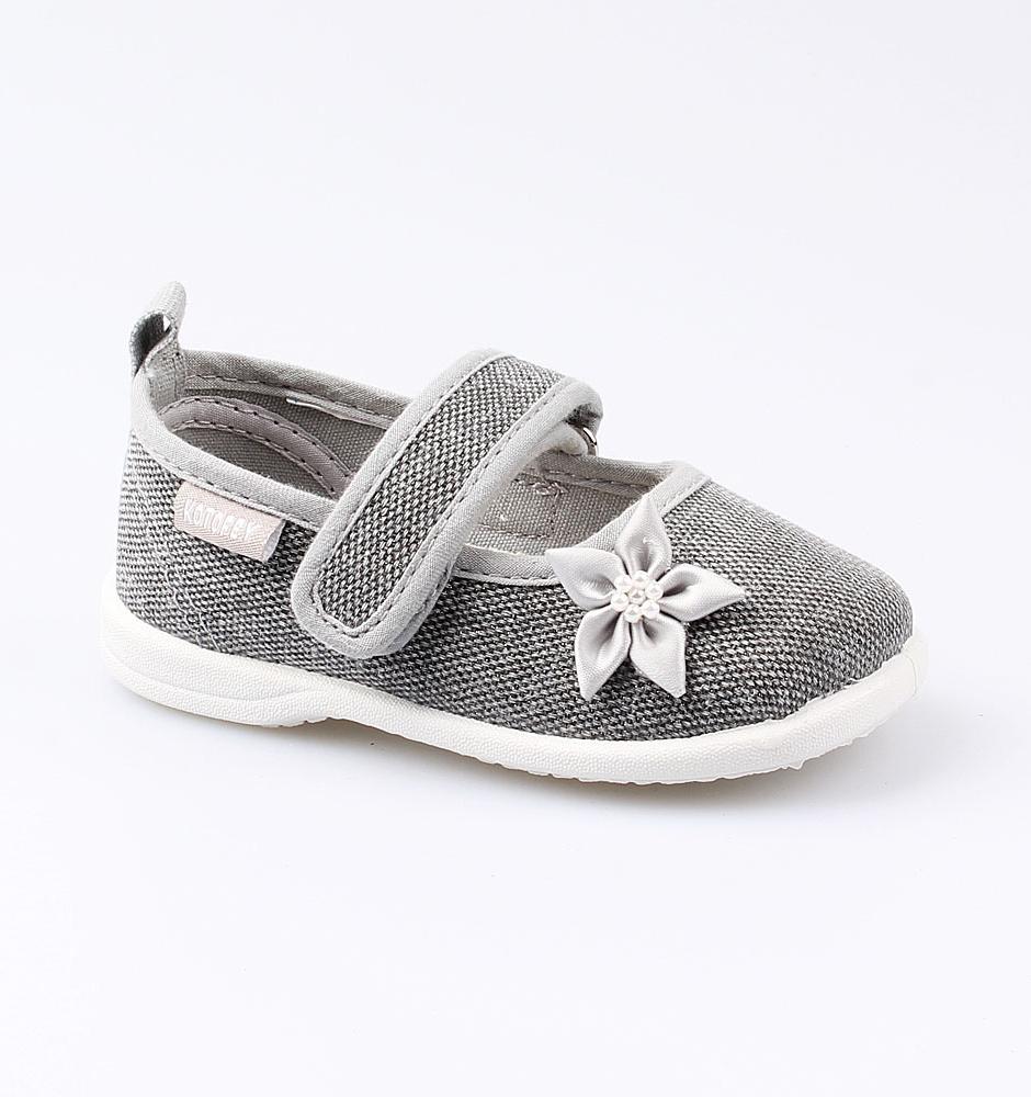 Текстильная обувь Котофей 131126-11 для девочек р.20