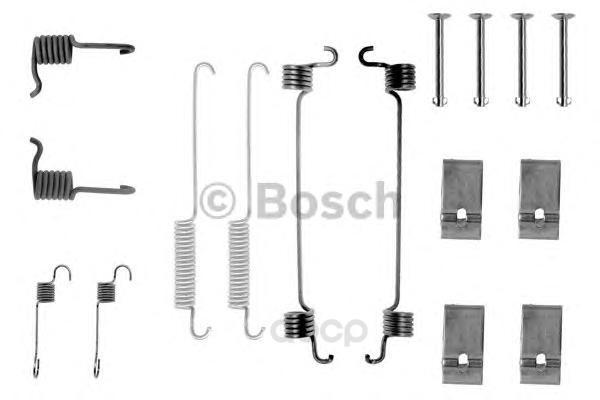 Тормозные колодки дисковые Bosch 1987475159