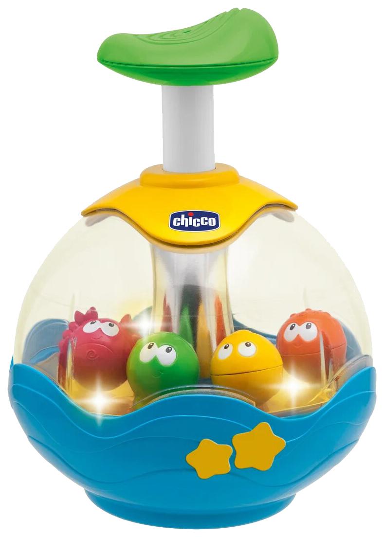 Купить Игрушка развивающая Chicco Юла Aquarium 6+, Интерактивные развивающие игрушки