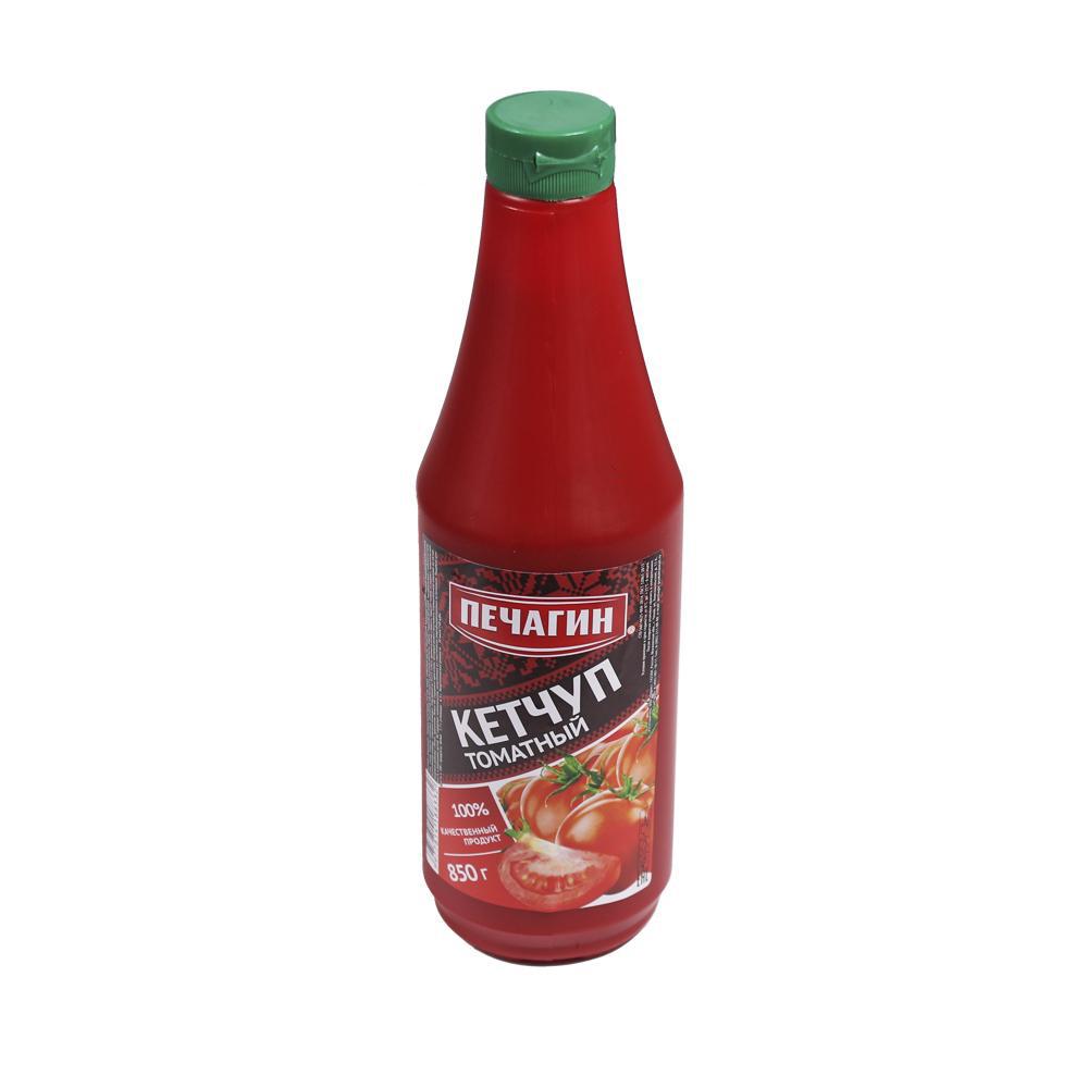 Кетчуп Печагин томатный 850 г
