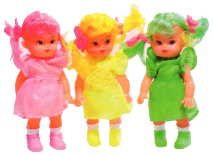 Куклы Shenzhen toys jennifier 3 шт Shenzhen toys Д2744 фото
