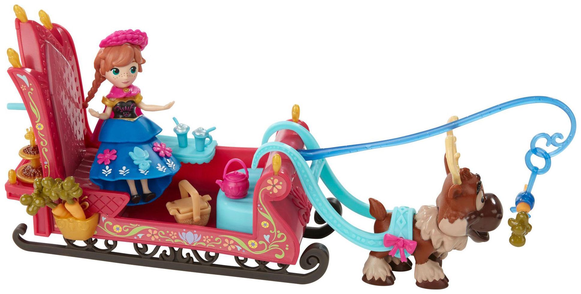 Купить Игровой набор маленькие куклы холодное сердце b5194 b5196 в ассортименте, Disney Frozen, Классические куклы