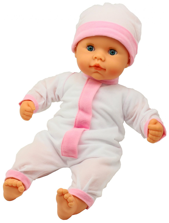 Интерактивная кукла Полесье Пупс 38 см