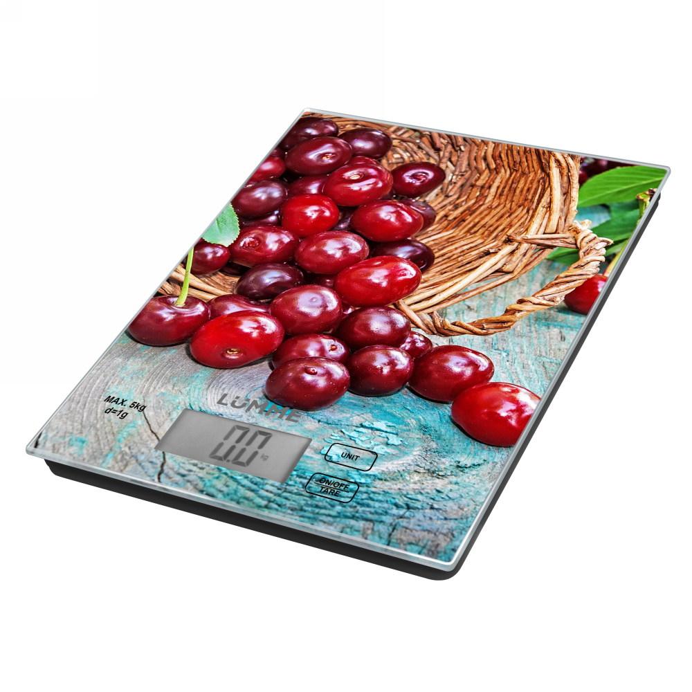 Весы кухонные LUMME LU 1342 Cherry