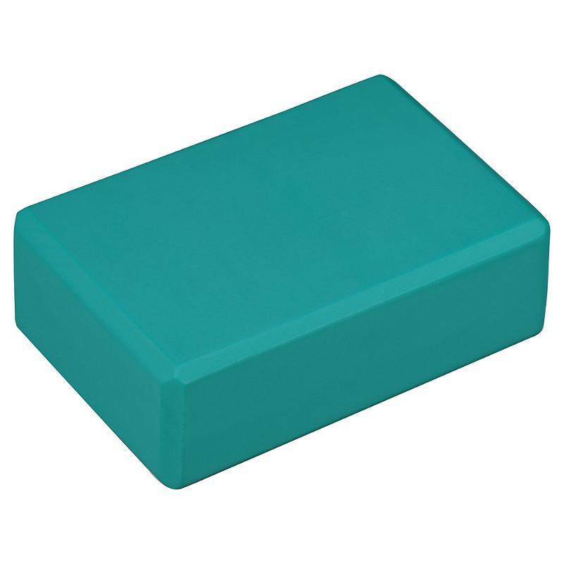 Блок для йоги Indigo 97416 IR бирюзовый