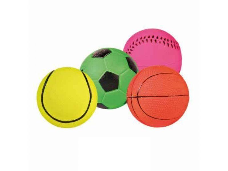 Игрушка TrixieМяч для кошек, мягкая резина