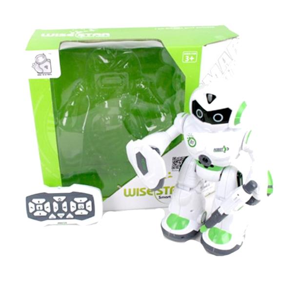 Радиоуправляемый робот Наша игрушка 611
