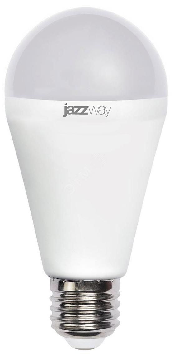Лампочка Jazzway 5009455 A65 E27 20W