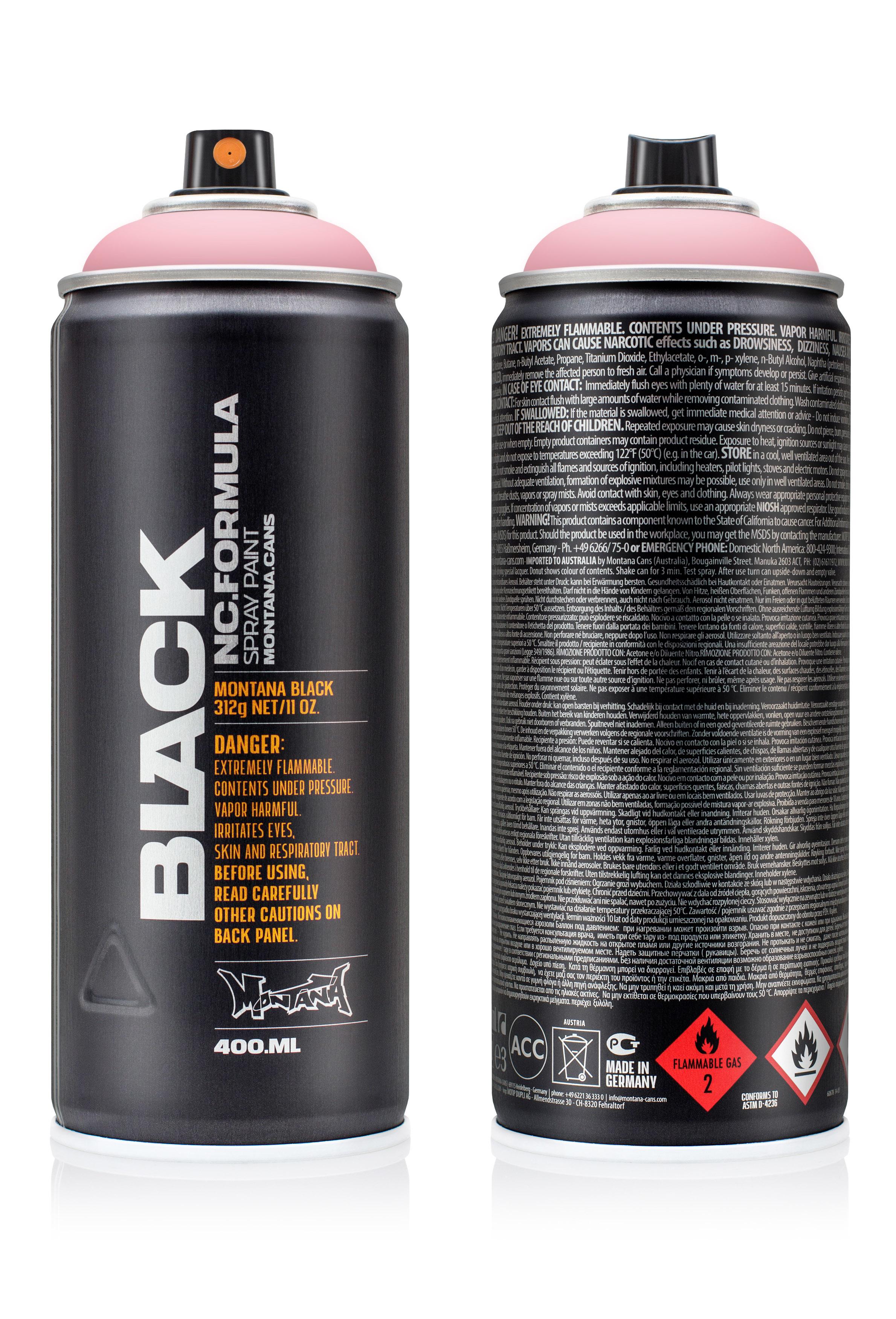 Аэрозольная краска Montana Black Patpong 400 мл
