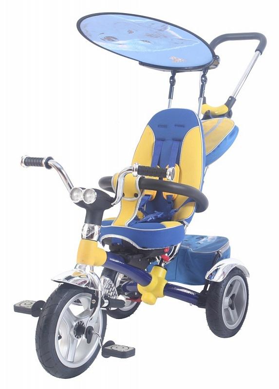 Велосипед детский Lexus Trike Great Icon MS-0595 синий
