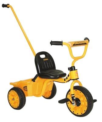 Купить Велосипед детский Jaguar MS-0569 желтый, Детские трехколесные велосипеды