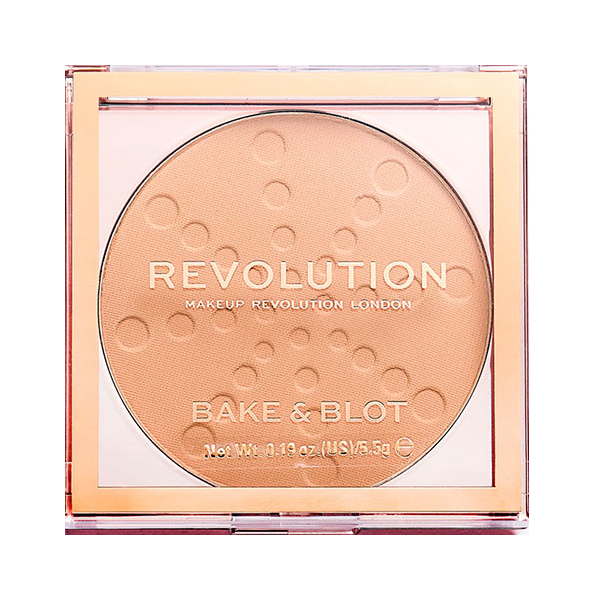 Пудра Revolution Makeup Bake & Blot Beige