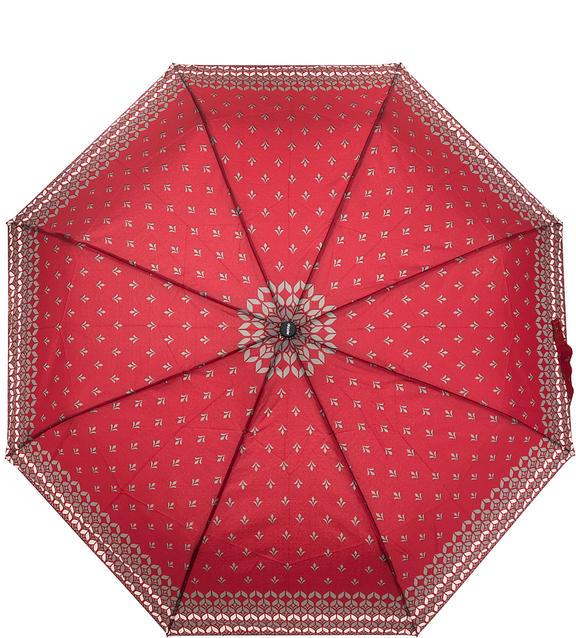 Зонт женский Doppler 7301652703 shamrock, красный
