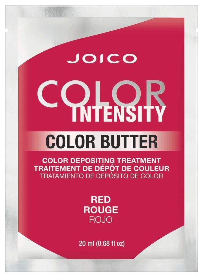 Маска Joico Color Butter Red с интенсивным