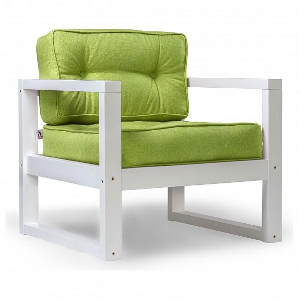 Кресло для гостиной Anderson Астер AND_122set216, зеленый
