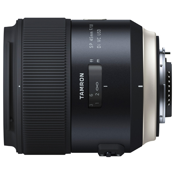 Объектив Tamron SP 45mm f/1.8 Di VC Nikon Nikon F фото