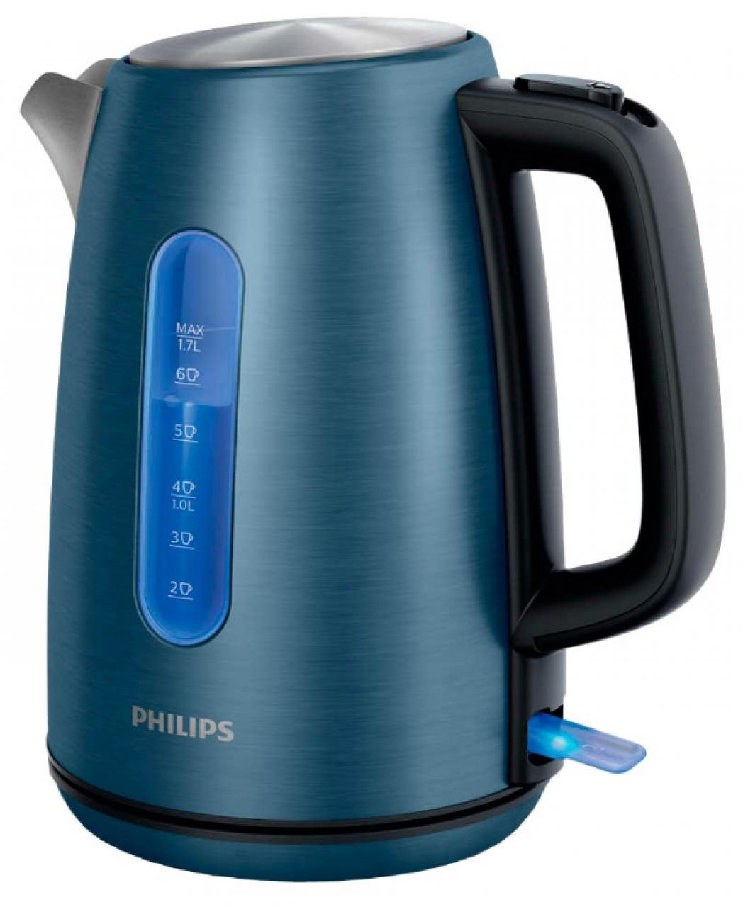 Чайник электрический Philips HD9358/11 Dark Blue