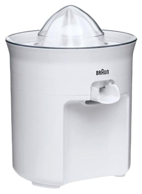 Соковыжималка для цитрусовых Braun CJ3050WH white