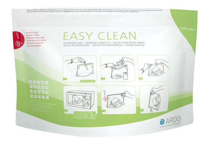 Купить Пакеты для стерилизации и хранения - (easy clean), ARDO,