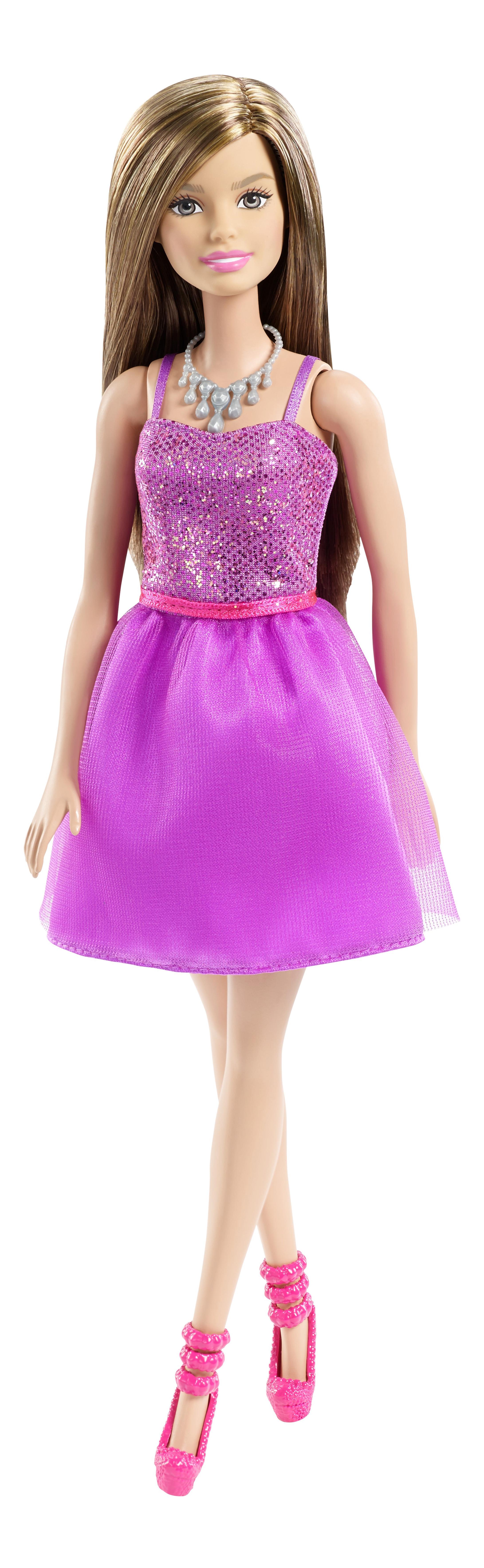 Купить Кукла Barbie из серии сияние моды T7580 DGX81, Куклы Barbie