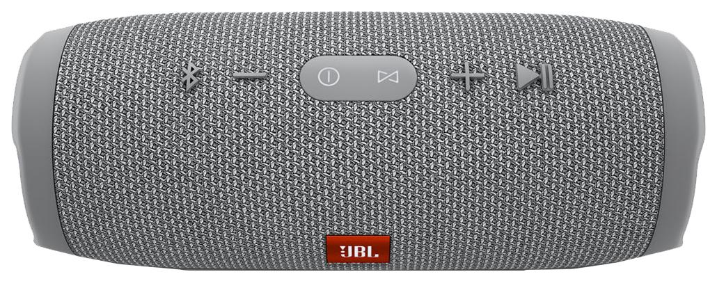 Беспроводная акустика JBL Charge 3 Grey (JBLCHARGE3GRAYEU)