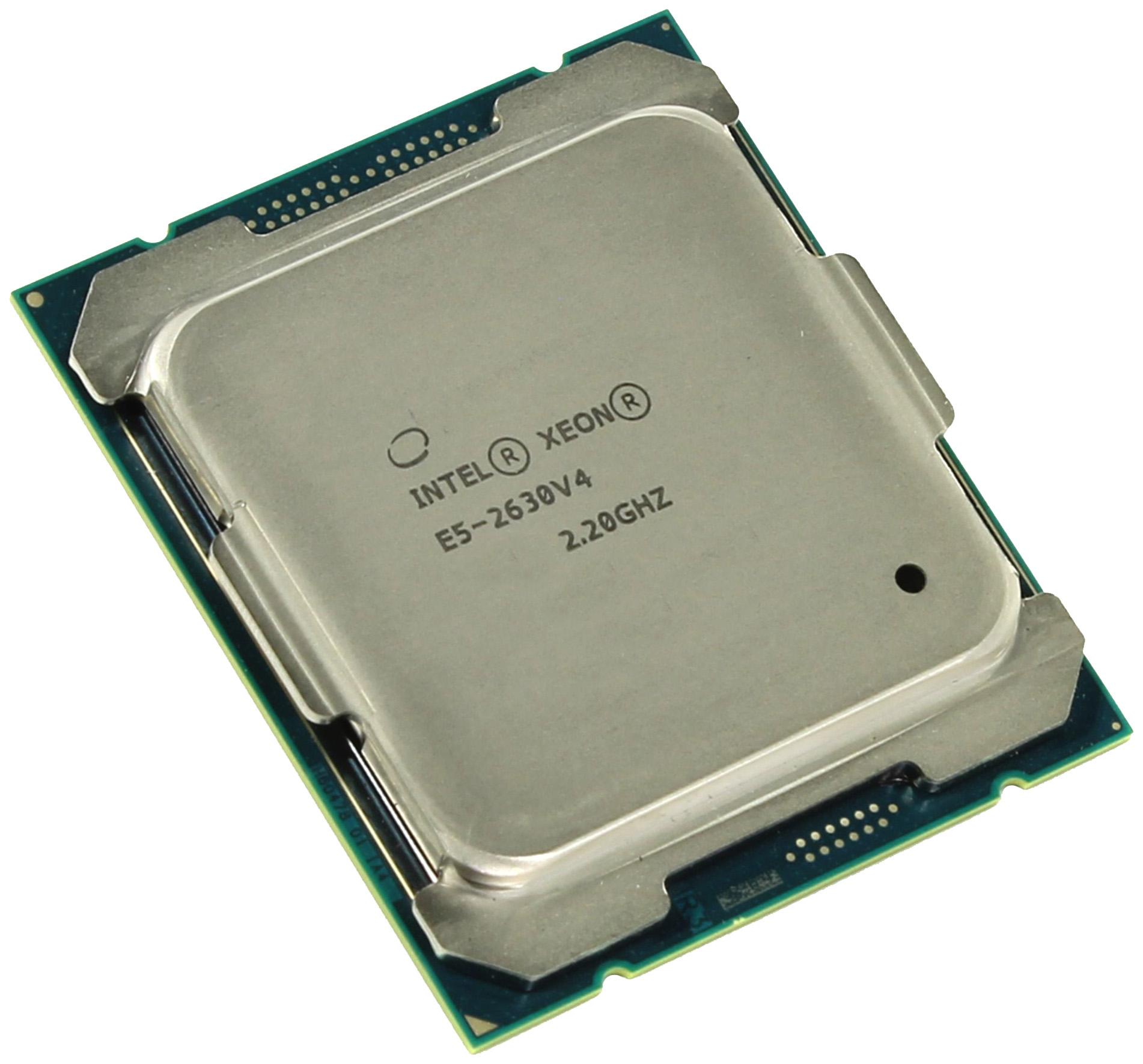 INTEL E5-2630V4