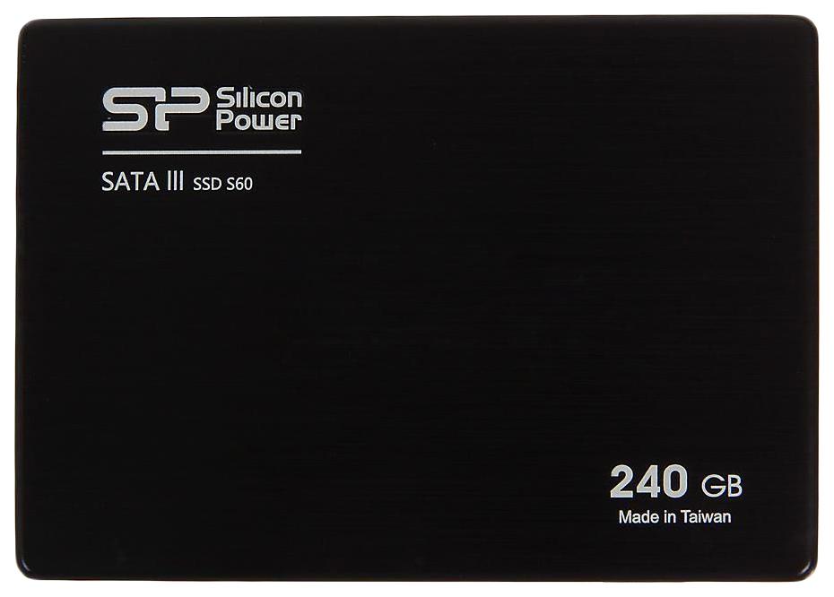 Внутренний SSD накопитель Silicon Power Slim