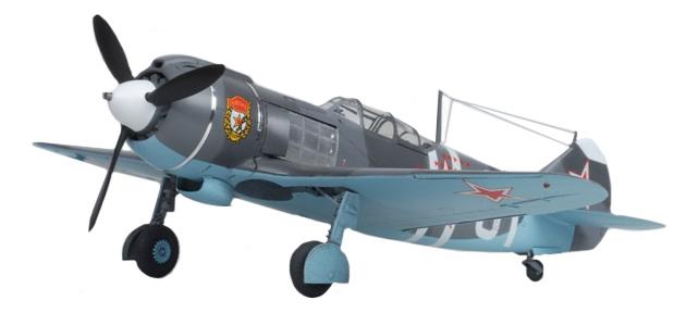 Модели для сборки Zvezda Самолет 4801 ЛА-5 Фн самолет Ла-5 Фн