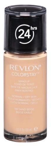 Тональный крем REVLON Colorstay Makeup For Normal-Dry Skin, тон 180 Sand Beige, 30 мл