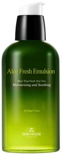 Увлажняющая эмульсия с экстрактом алоэ THE SKIN HOUSE Aloe Fresh Emulsion, 130 мл