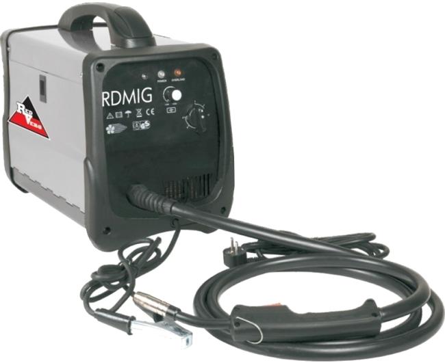 Сварочный полуавтомат инвертор RedVerg 5021006 RDMIG-195K