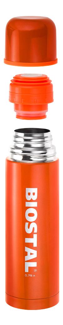 Термос Biostal Fler 0,35 л оранжевый