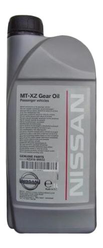 Трансмиссионное масло Nissan 75w80 1л KE916-99932