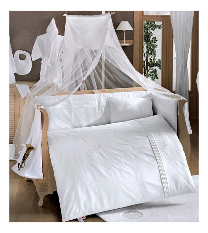 Балдахин для детской кроватки Kidboo White Dreams