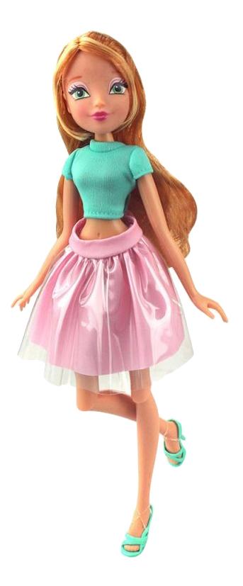 Купить Городская магия-2 Flora, Коллекционная кукла Winx Городская магия-2 Flora,