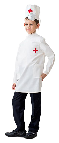 Карнавальный костюм Бока Доктор 1966 рост