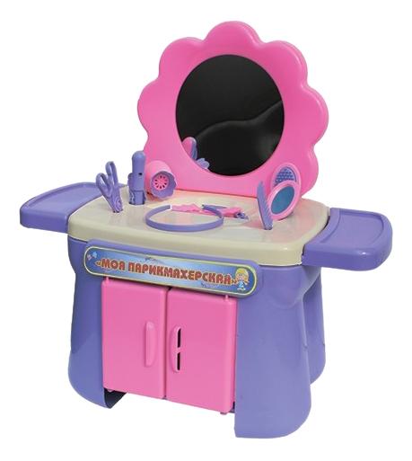 Набор парикмахера игрушечный Совтехстром Моя парикмахерская фото