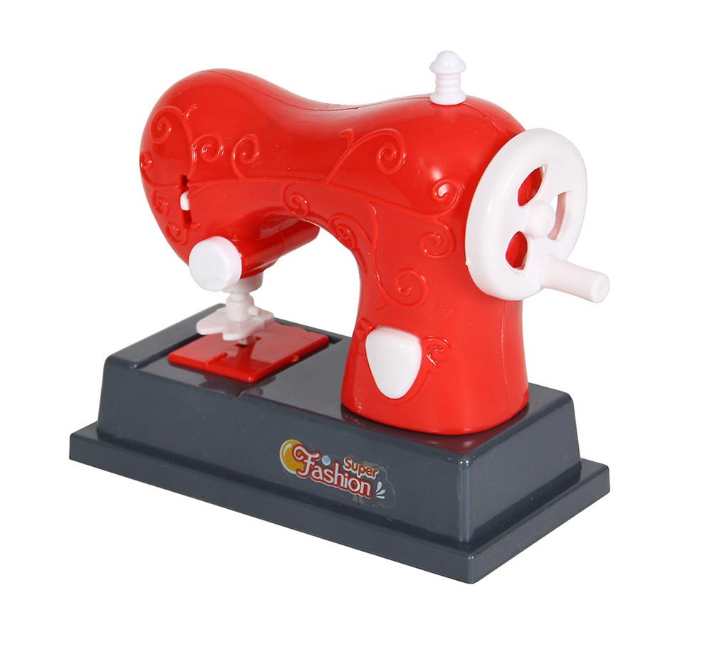 Купить Швейная машинка красная 10 см Shantou Gepai Y3063384, Детские швейные машинки