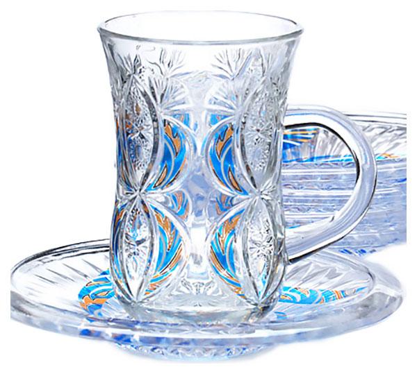 Чайный сервиз LORAINE LR 27088 6 пер.