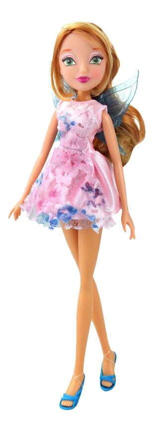 Купить Магическое сияние Флора, Кукла Магическое сияние Флора Winx IW01561802, Классические куклы